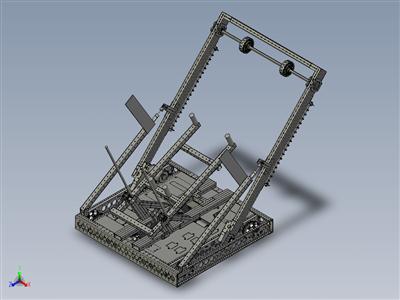 FRC VEXPro Build Blitz团队JVN CAD