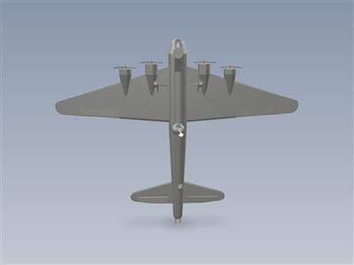 波音B-17飞行堡垒