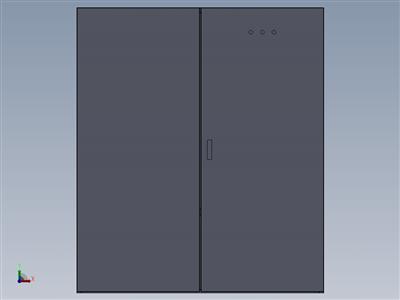 电气柜-1730X1500X600