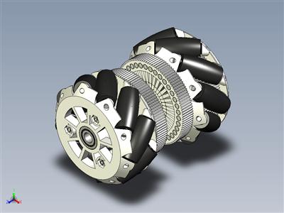 3D打印胎粪轮