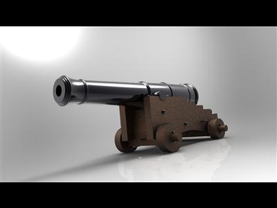 皇家海军32磅炮1805