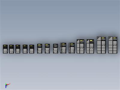 变频器三角洲电子VFD-MS-300