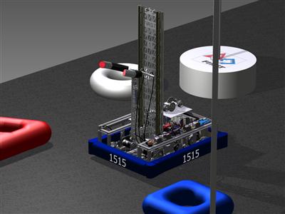 FRC机器人:2011