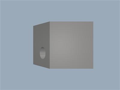 蓝宝石S 3D打印机皮带张紧器