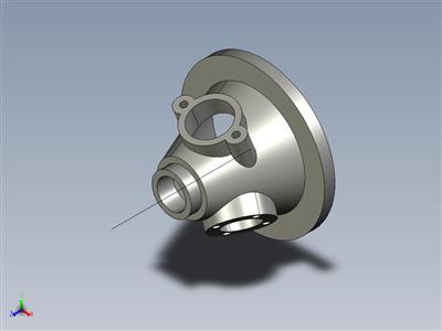 铸造ex02锥形阀