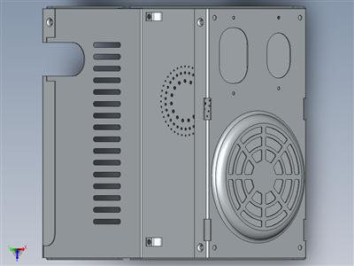 CPU_u电源箱外壳
