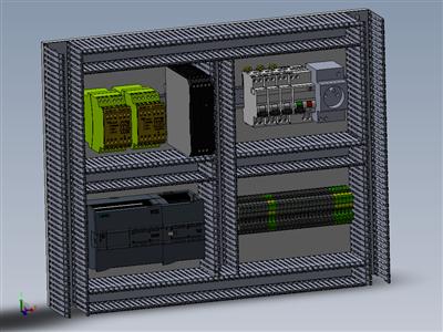 工业电气柜