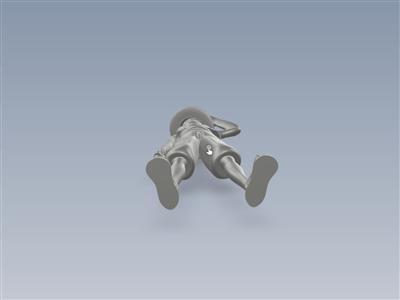 Luffy三维模型