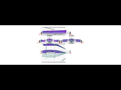 弧形三体船2