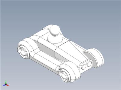 汽车玩具计划