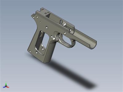 M1911-9毫米