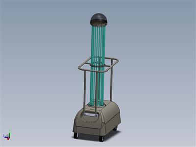 UV-C机器人
