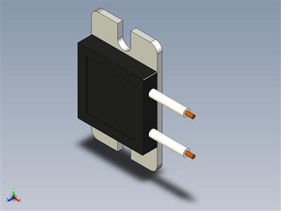 大功率电阻器:TGHD系列