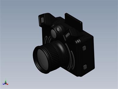 相机设计理念