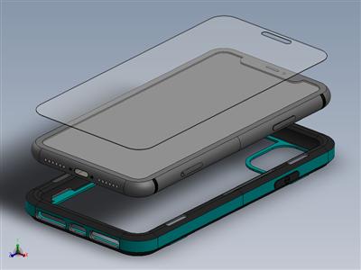 iPhone 11手机壳概念3