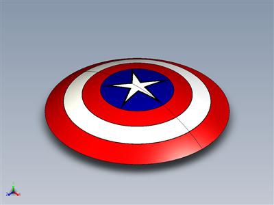 美国盾队长