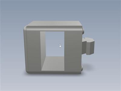 USB灯座V形槽2020