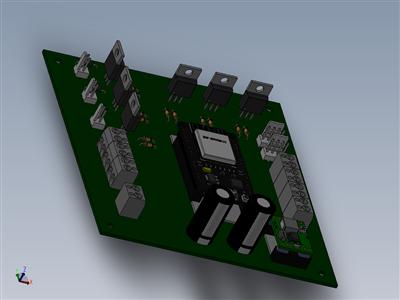 ESP适配器板