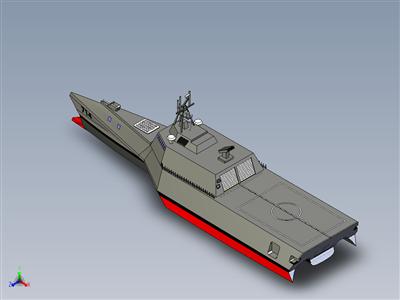 美国海军陆战队独立号(LCS-2)