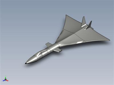 战斗机概念