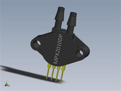 MPX2010DP压力传感器