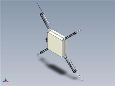 无人机5,系绳无人机,海龟设计
