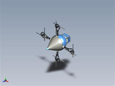 无人机4,水滴无人机