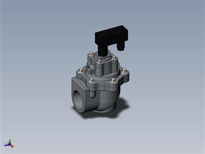 脉冲阀VNP-212 1,5英寸
