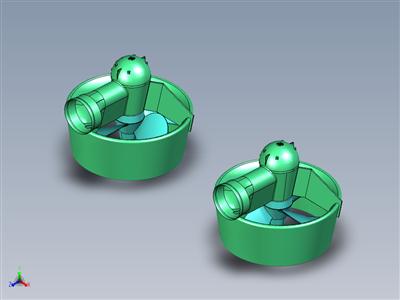 ASD-方位船尾驱动(仅限虚拟模型)
