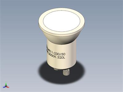 LED MR11-230v GU10