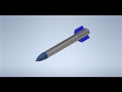 土耳其拉格里航空航天机组火箭原型