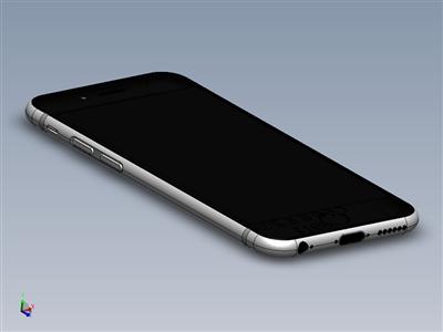 iPhone 6银色