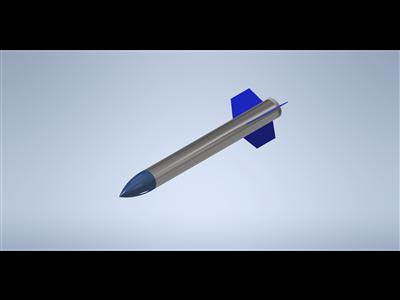 土耳其拉加里航空航天机组的火箭原型V2