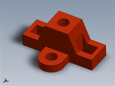 三维教程Solidworks模型
