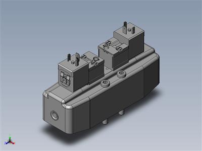 电动气动多用途分配器1