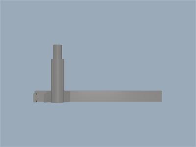 Ender 3摄像机模块化安装架,带LED支架